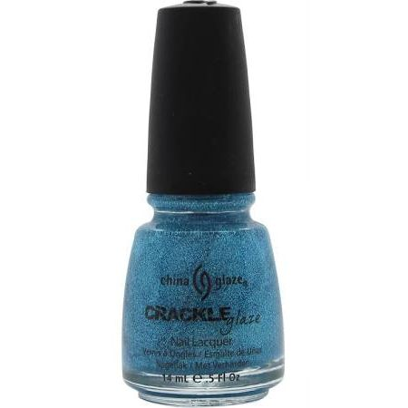 China Glaze Crackle Glaze Smalto 14ml Gleam Me Up