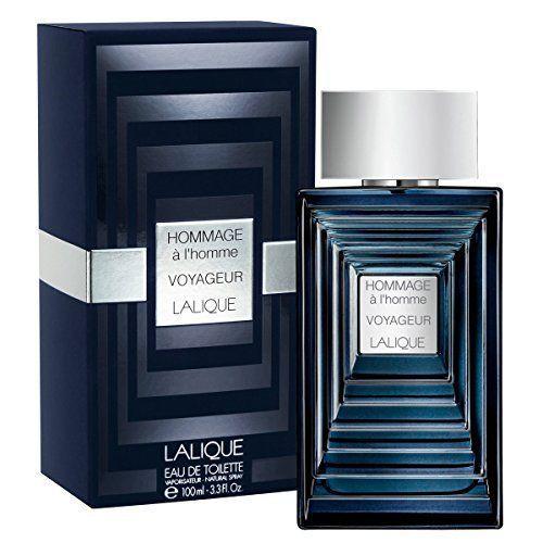 Lalique Hommage a LHomme Voyageur Eau de Toilette 100 ml