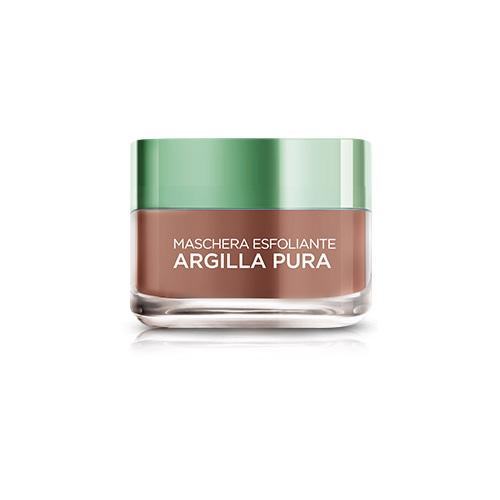 LOreal Paris Maschera esfoliante argilla pura 50 ml skin expert
