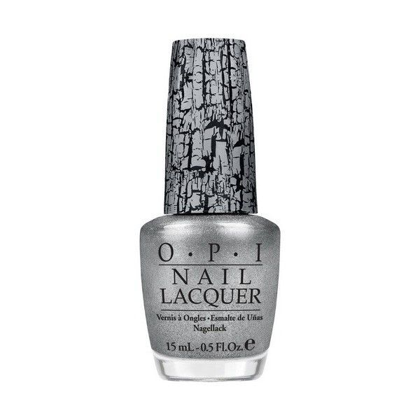 OPI Smalto 15 ml  Silver Shatter