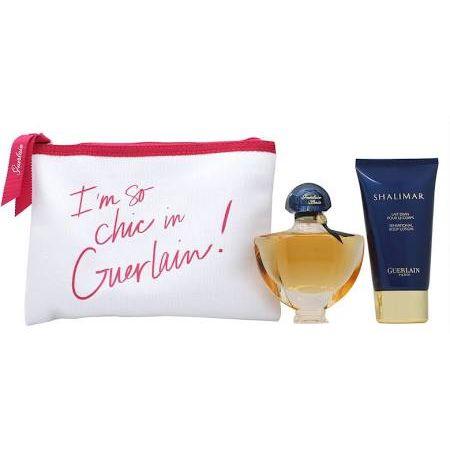 Guerlain Shalimar Confezione Regalo 50ml EDP Spray  8ml Cils DEnfer Mascara Nero