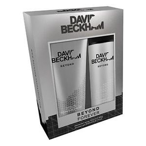 Image is loading Beckham Beyond Forever Body Spray and Shower Gel