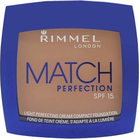 Rimmel Match Perfection Fondotinta Compatto Bronze