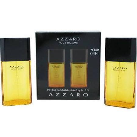Azzaro Pour Homme Confezione Regalo 100ml EDT  50ml Hair  Body Shampoo  30ml Balsamo Dopobarba  Borsa