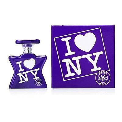 Bond No 9 Ladies I Love New York Holidays Eau De Parfum Spray Unisex 50ml