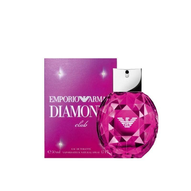EMPORIO ARMANI DIAMONDS ELLE CLUB EDT 50ml