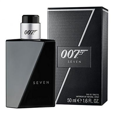 James Bond 007 Seven Eau de Toilette 50 ml