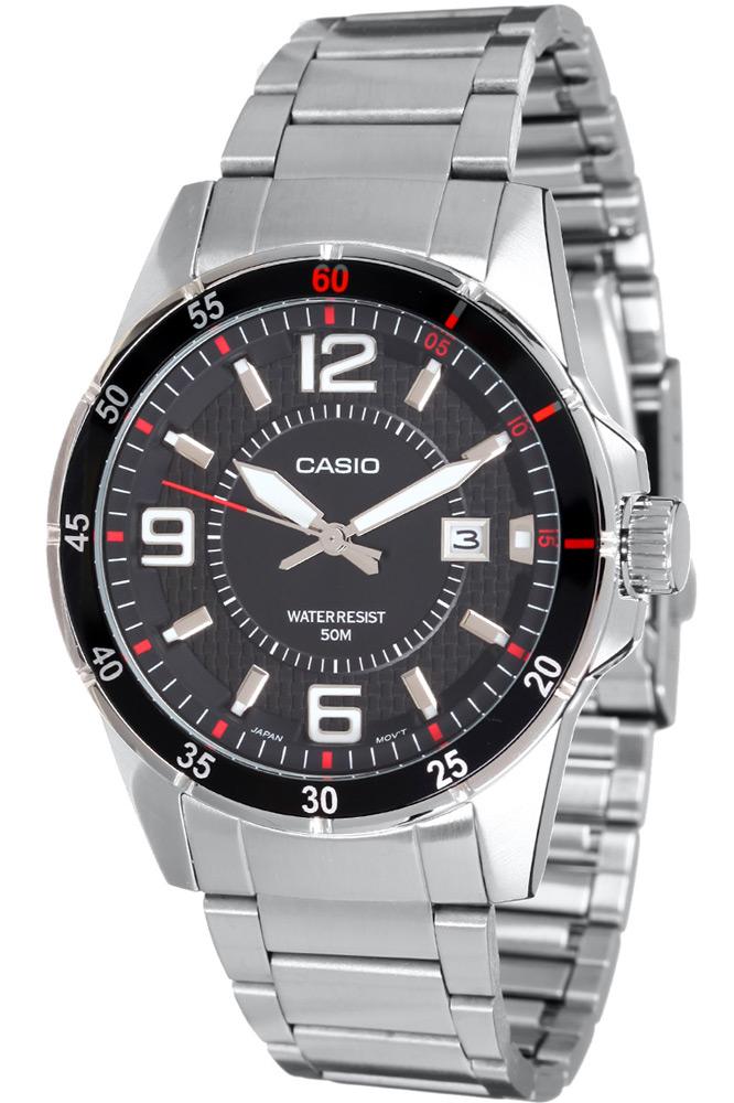 Orologio uomo Casio MTP1291D1A1