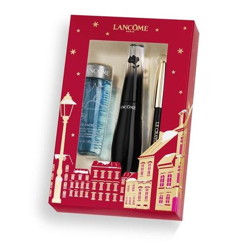 Lancome Cofanetto grandiose grandise wideangle fan effect mascara black  bifacil struccante occhi 30 ml  mini crayon khol black