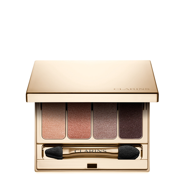 Clarins Palette 4 couleurs  palette ombretti 01 nude