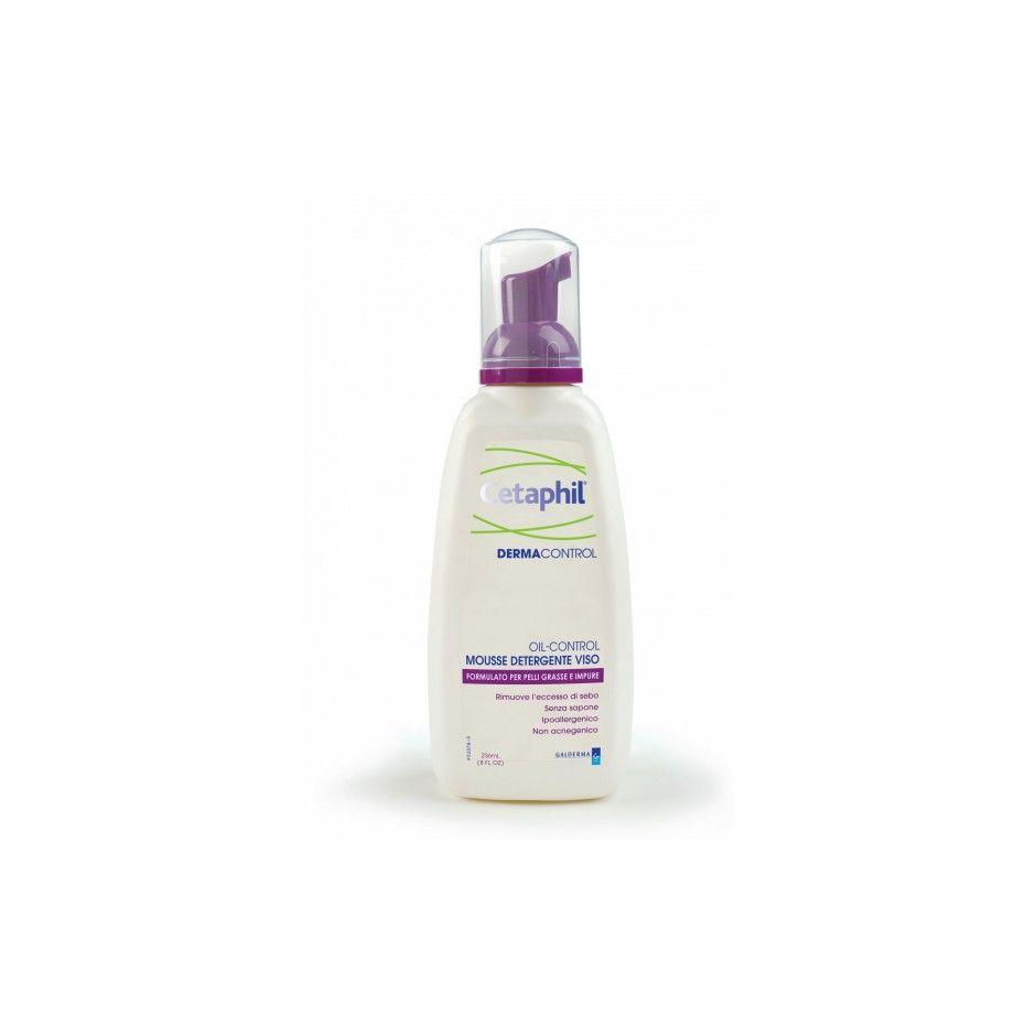 Cetaphil DermaControl Mousse 235 ml