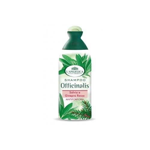 LAngelica  Shampoo antiforfora salvia e di ginepro rosso 250 ml