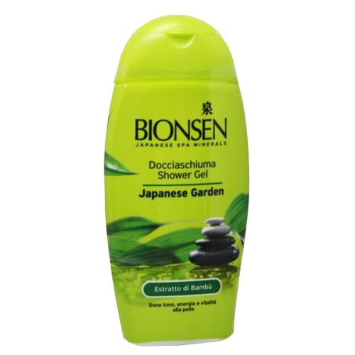 Bionsen  Bagnoschiuma japanese garden 750 ml