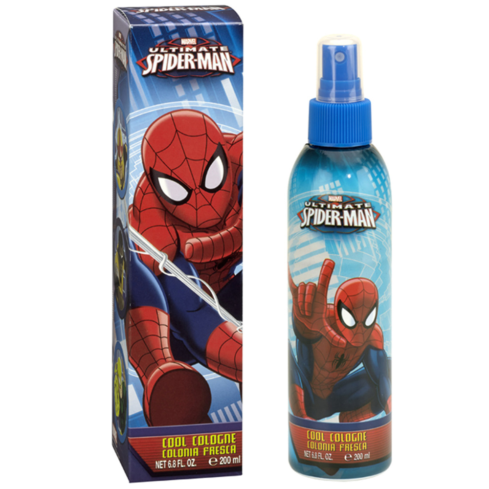 Disney  Spider man  body fresh 200 ml