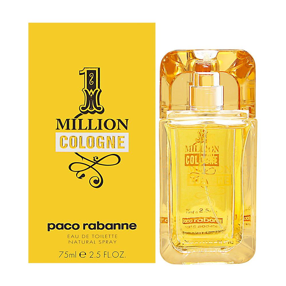 Paco Rabanne  1 million cologne  eau de cologne 75 ml vapo