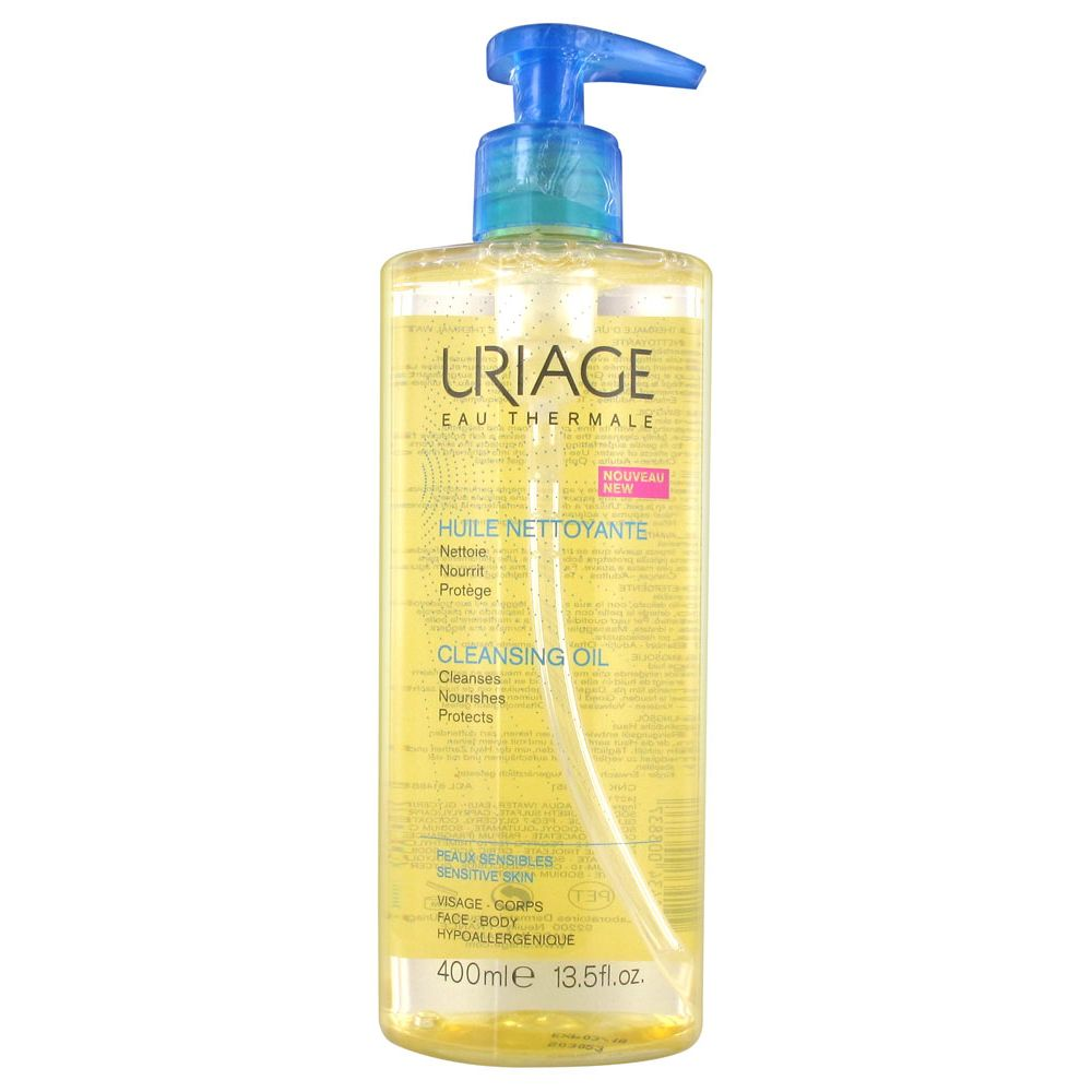 Uriage Olio Detergente 400 ml