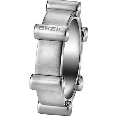 Breil Anello Uomo Bullet Misura 19 TJ1709