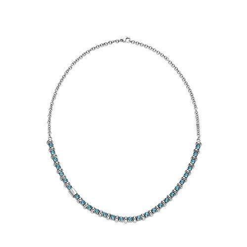 Breil Collana da Donna Rolling Diamonds TJ1571