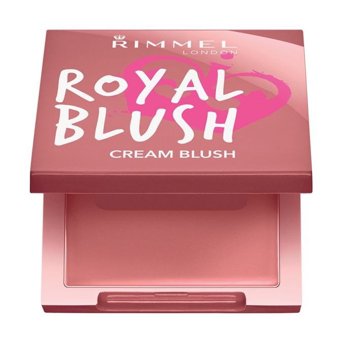 Rimmel Royal blush fard in crema regal rose