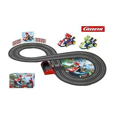 Carrera  Pista Elettrica Mario Kart