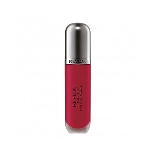 Revlon  Ultra hd matte lipcolor  rossetto 635 hd passion