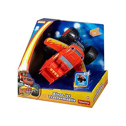 Fisher Price Blaze Jet Trasformabile