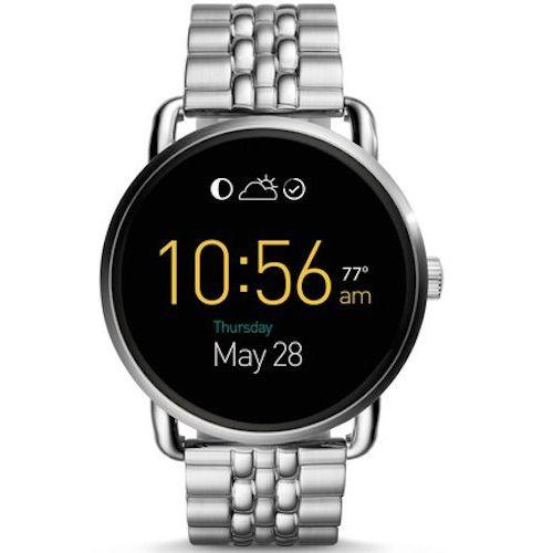 orologio fossil donnaFTW2111 Q smartwatch