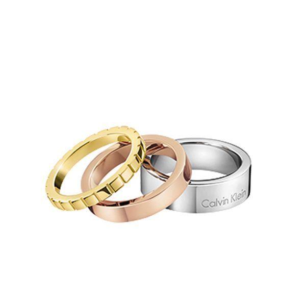 anello calvin klein donna KJ5MDR300108 coll Wonder