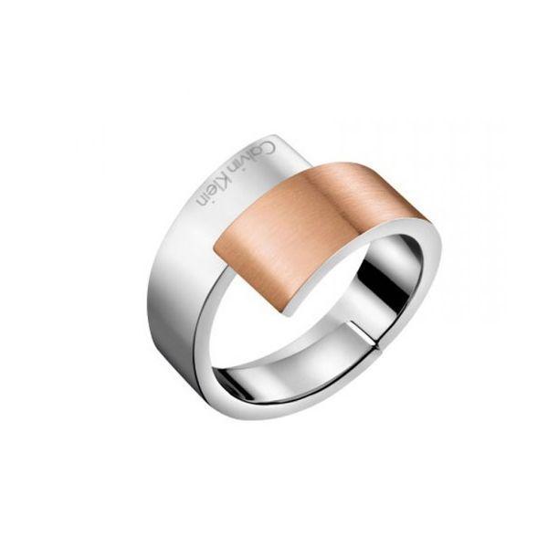 anello calvin klein donna KJ2HPR280107