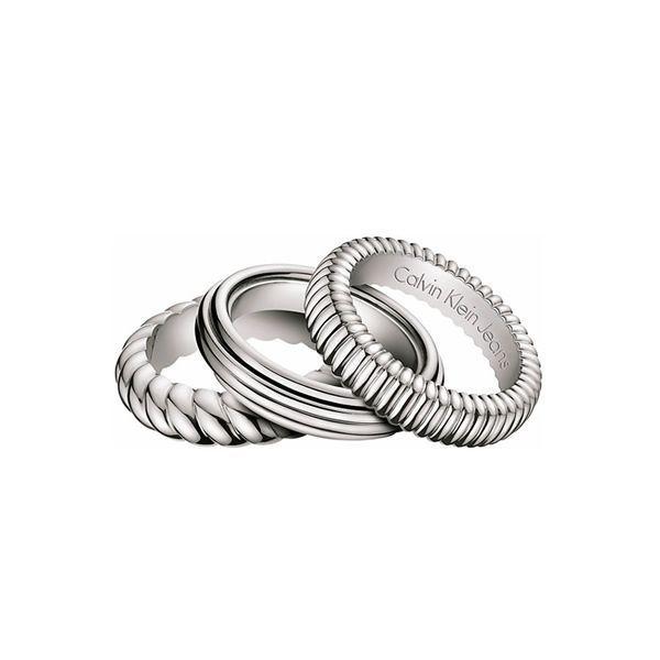 anello calvin Klein Jeans  donna KJ17AR010107