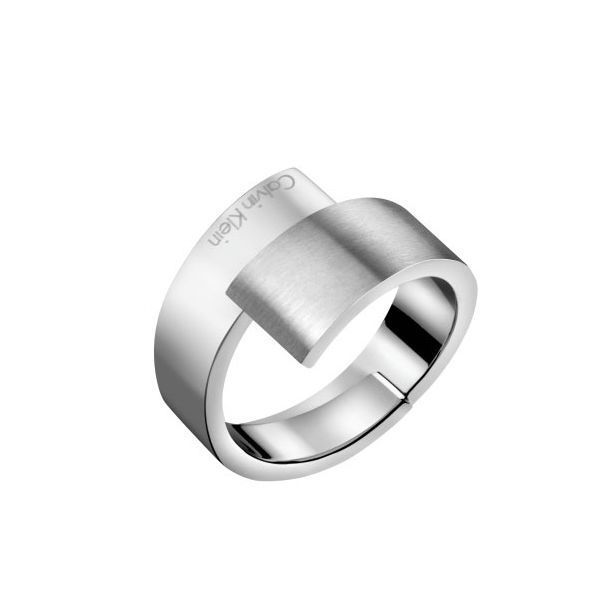 anello calvin klein donna KJ2HMR080108 Intense