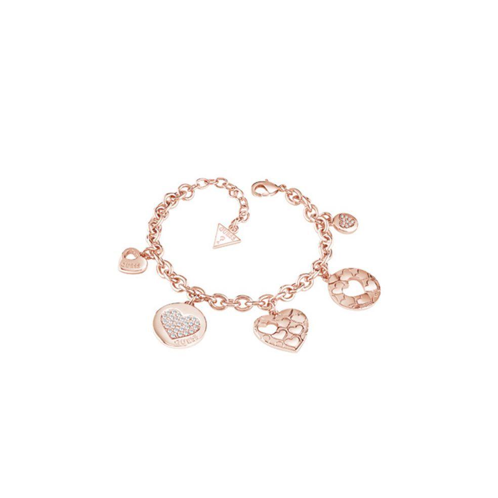 bracciale Guess donna UBB82050S Heart Devotion