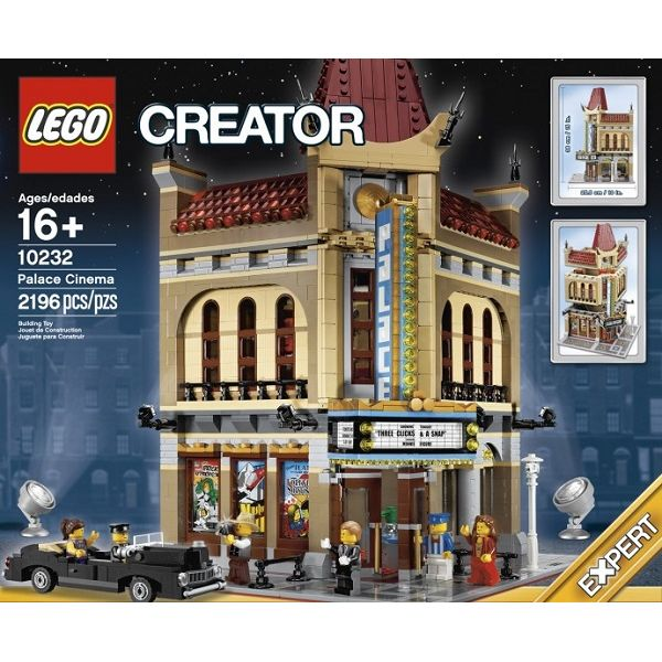 Lego Creator  Palace Cinema