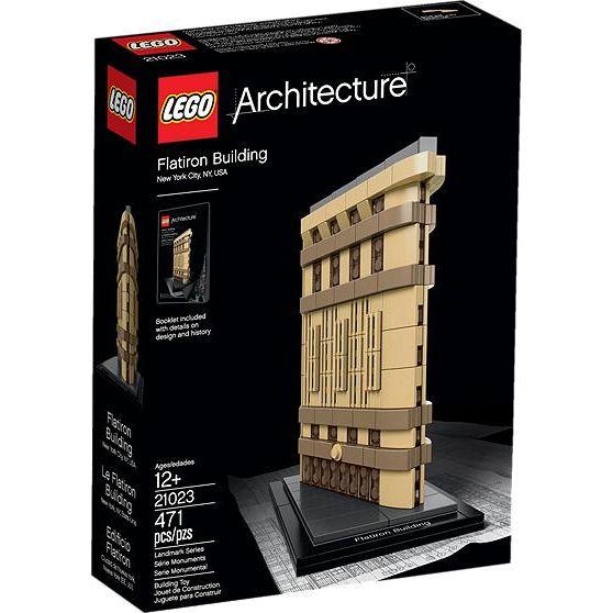 Lego Architecture  Grattacielo Flatiron
