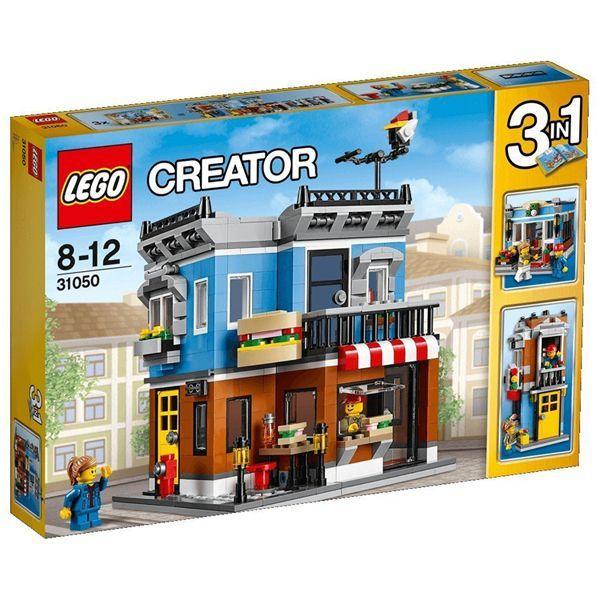 Lego Creator  La Drogheria