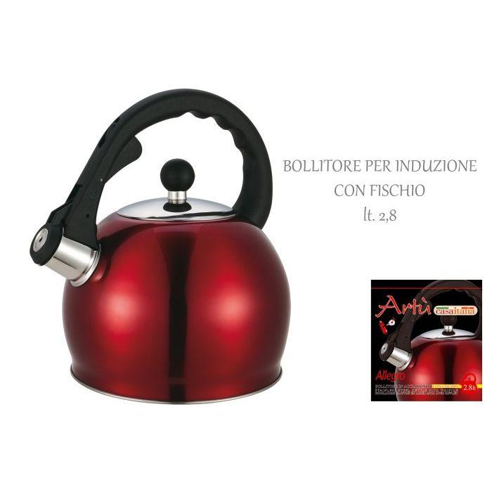 Allegro  Bollitore Art Rosso 28 Lt  C112926