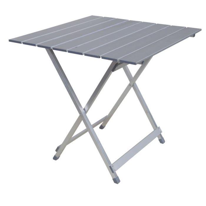 Tavolo da PicNic Alluminio 70 x 70 cm