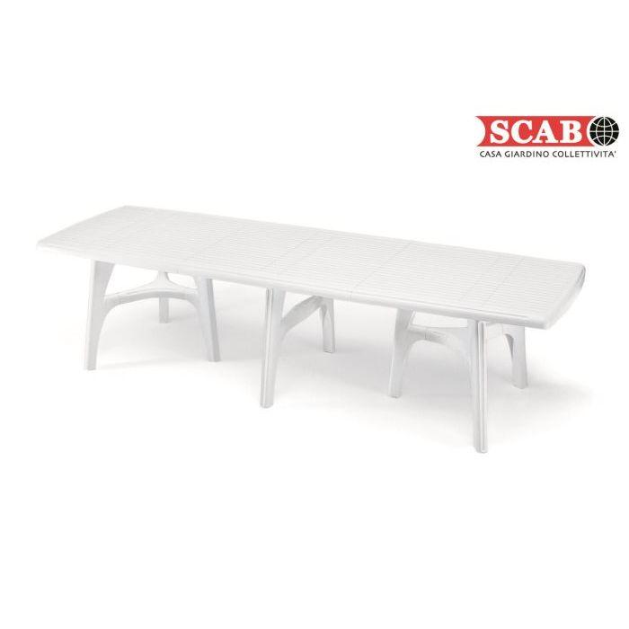 Scab President Tavolo Allungabile Bianco