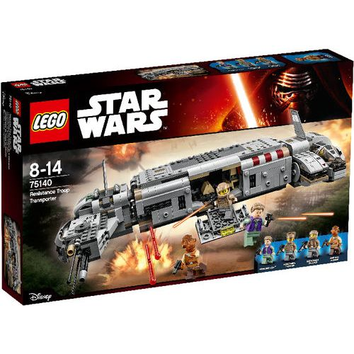 Lego Star Wars  Resistance Troop Transport