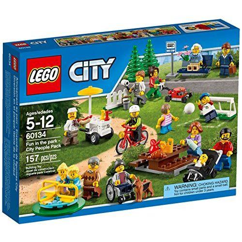 Lego City  Divertimento al Parco