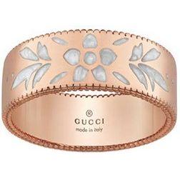 anello Gucci donna YBC434526002015 mod Icon Blossom