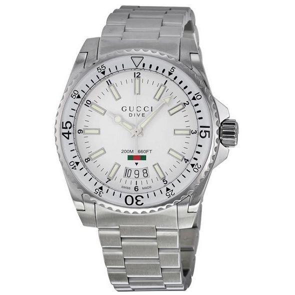 orologio Gucci uomo YA136302 DIVE