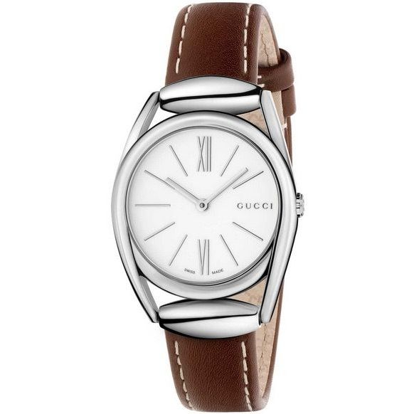 orologio gucci donna YA140502 mod new Horsebit