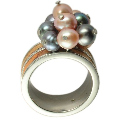 anello Alviero Martini donna JPC4C