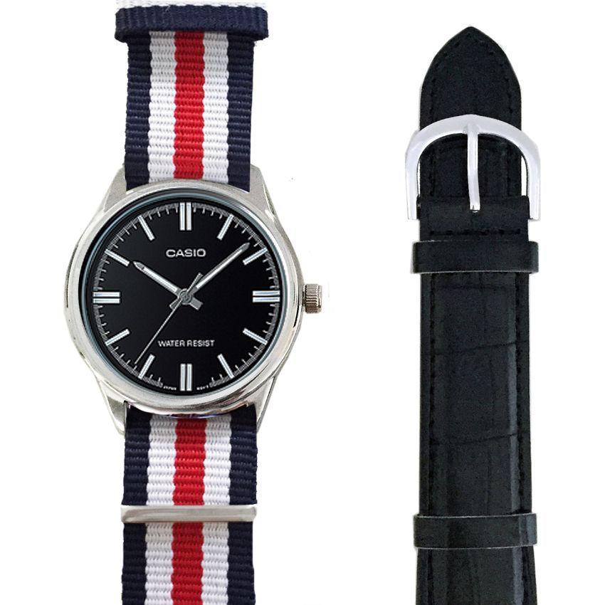 orologio Casio uomo MTPV005L1DW1