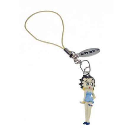 charms Betty boop donna BBJ004PH03