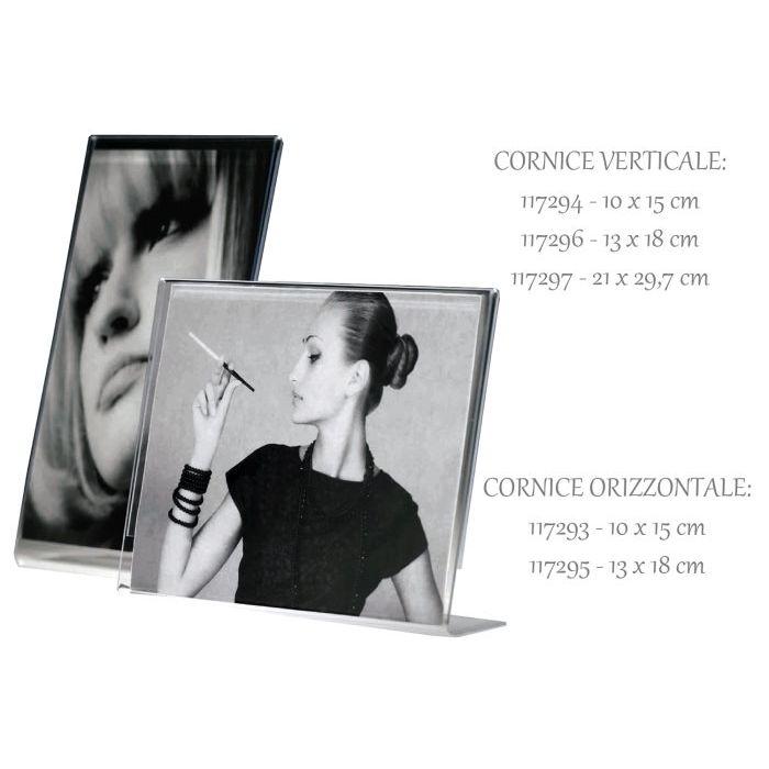 SinSin  Cornice Orizzontale Crilex 10x15 cm 117293