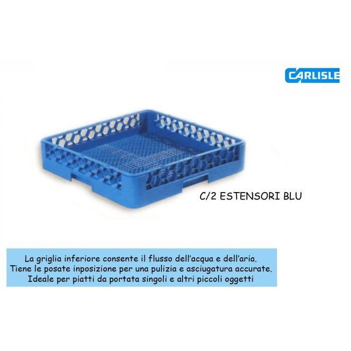 Carlisle Cestello con 2 Estensori  Blu