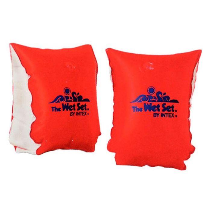 Intex  Braccioli Deluxe 23 x 15 cm  Arancione