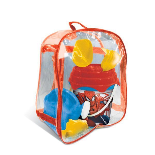Mondo  Set Mare con Borsa  Spiderman